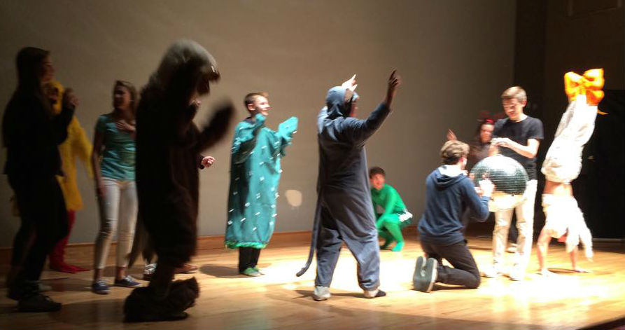 Cars For Kids >> Ms. Pirch's Drama Classes Perform Plays for Local ...