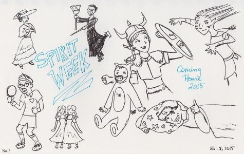 Magnifesto No. 3: Long Live Spirit Week
