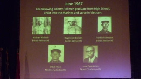 Liberty Hill men who served in Vietnam