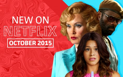 NEW October Netflix Additions