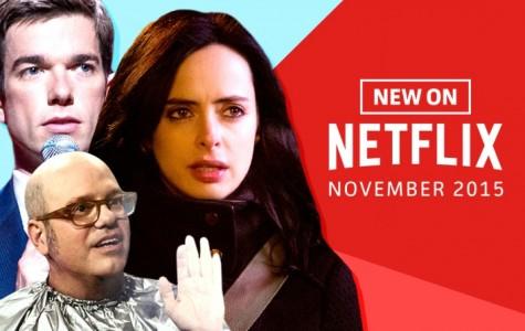 Netflix November Line Up