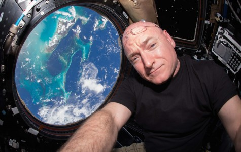 Astronaut Returns to Earth
