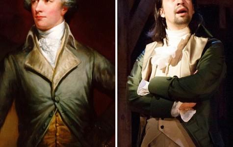 Man, Hamilton is non-stop
