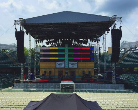Volvo Car Stadium (Family Circle Cup) 2016 Concerts