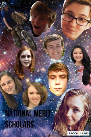 Meet Our National Merit Scholars!