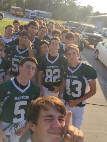 Homecoming Football Game-See You There