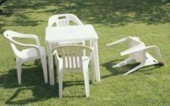 Hurricane Hermine Knocks Over a Chair