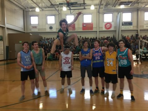 2nd Annual Buff Puff Tournament