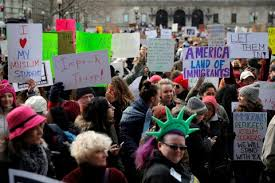 Trump's Immigration Ban Sparks Protests Nationwide