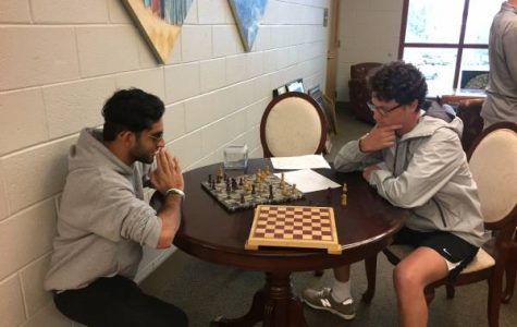 AMHS Chess Team
