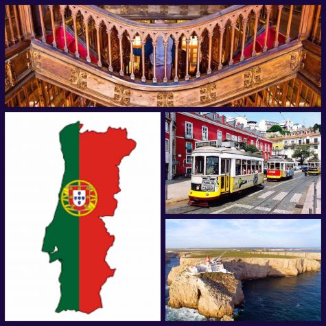 Where to travel…? Portugal
