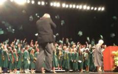 Hats fly as 2014 graduates say goodbye