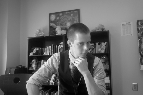 Chandler Gravely, Staff Writer