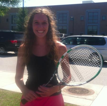Madison Jenkins: Tennis Player