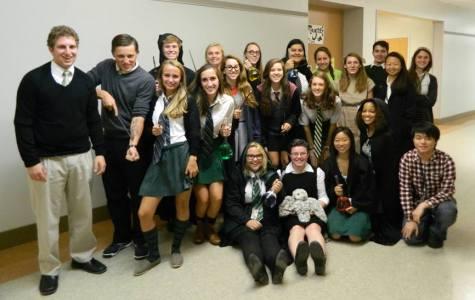 Harry Potter Fanatics: Mrs. Eicher's Potions (AP Bio) Class