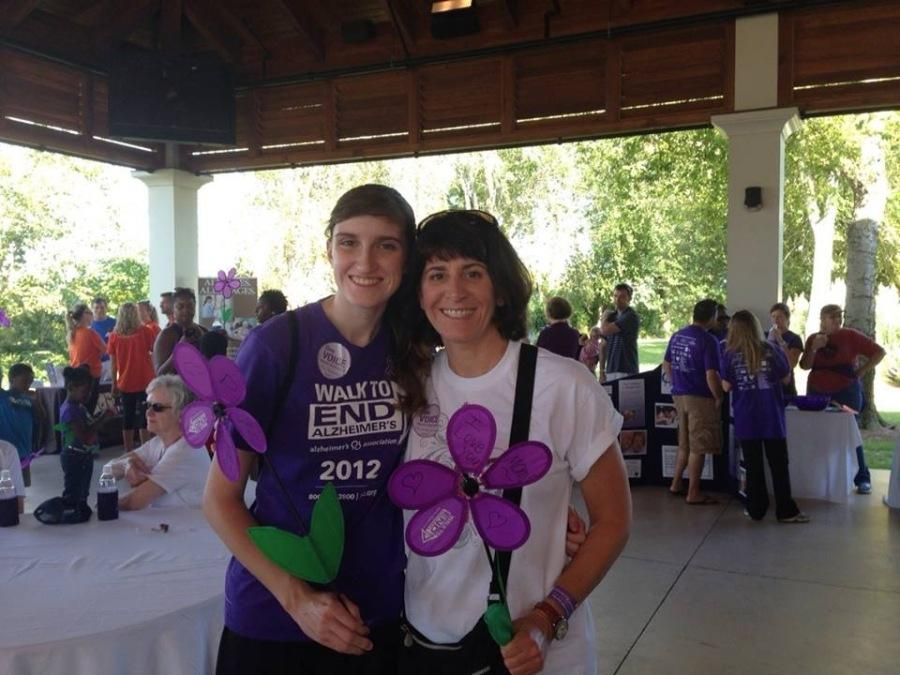 The Walk to End Alzheimer's: Raising awareness and working toward a world without Alzheimer's