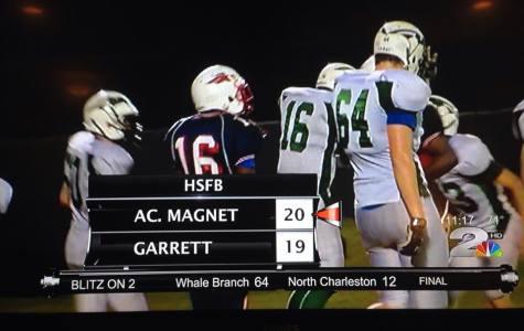 Raptor Football Defeats Garrett 20-19