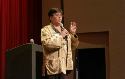 Advice at Magnet's Convocation and Career Symposium