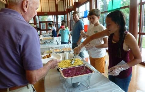 International Dinner 2014 Part 1