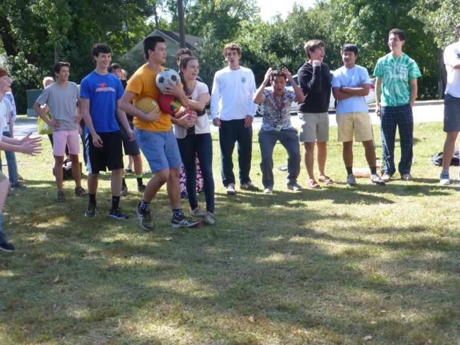 Dodgeball Part 10:  Mandodgers vs. Pirchs Punishers, continued