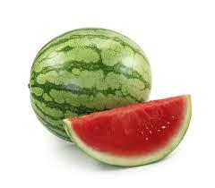 Sometimes a Watermelon isn't Just a Watermelon