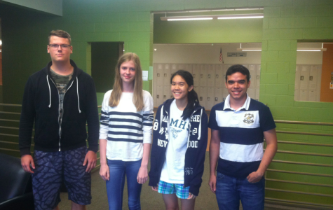 Meet The Foreign Exchange Students: Radovan, Jule, Kap, Jarede, Sabine, and Matilda