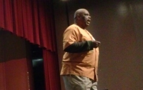 Respect for the Real American Dream: Dr. Rupert Nacoste speaks at AMHS