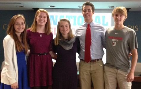 5 Raptors Participate in National Signing Day