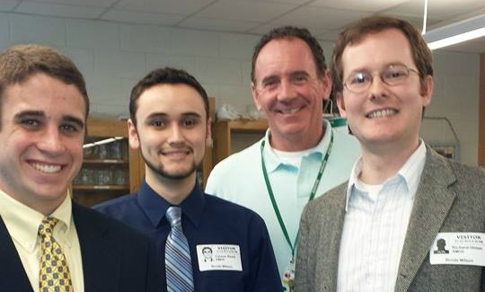 Senior Trace Halls Thesis Grant Experience