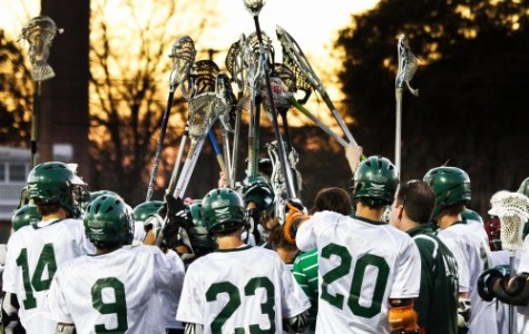 Opening of Magnet Men's Lacrosse Season