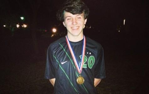 Boys' Varsity Soccer Champions of Azalea Shootout