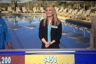Mrs. Eicher Wins $20,220 worth of Trips and Cash on Wheel of Fortune