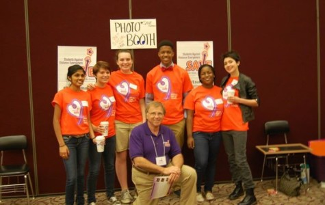 AMHS Students Attend the National SAVE Youth Summit