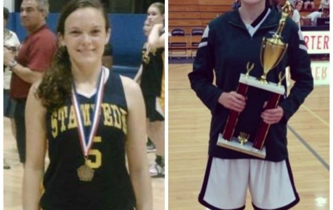 Meet Lilly and Choral: Raptor Basketball All-Region Performers