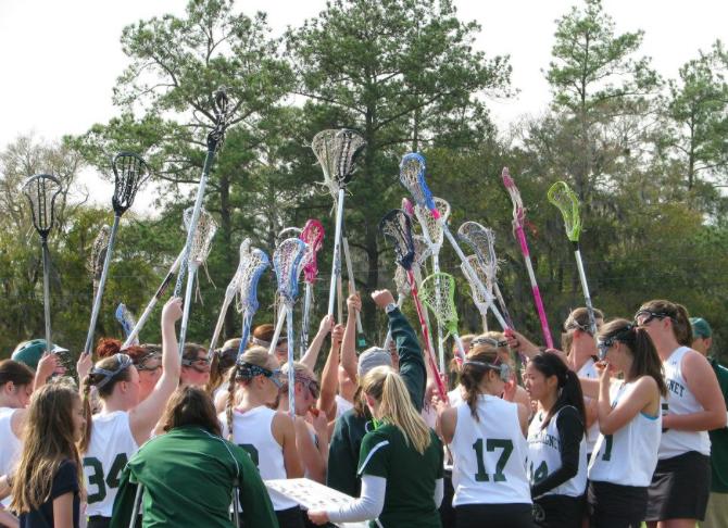 Opening of Magnet Women's Lacrosse Season