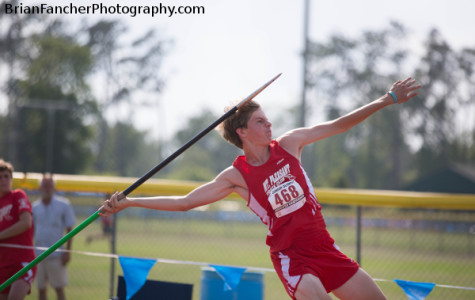 Liam Christensen's Success with the Javelin Throw