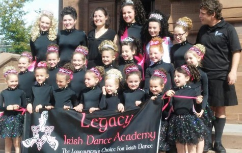 Colleen Christensen's Experience with Irish Dancing