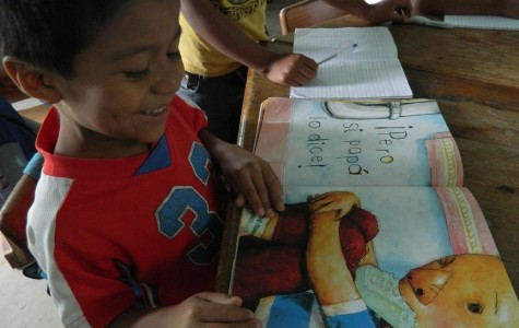 Anne Rodgers' Coloring Books for Honduras: Donate to Empower Students in Poverty