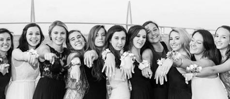 Dress for success? Prom dress 2015 A-list