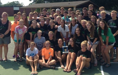 AMHS Boys and Girls Swim Teams Place 1st and 2nd at Invitational, Girls Beat Wando at Dual Meet