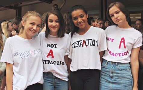 "SOA's students are ""Not 'A' Distraction"""