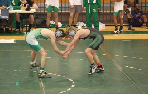 Who Doesn't Love a Singlet?: Join the Wrestling Team!
