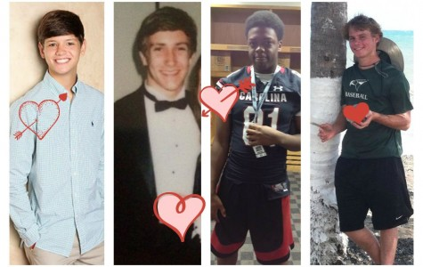 Who's Your Senior Homecoming Date?