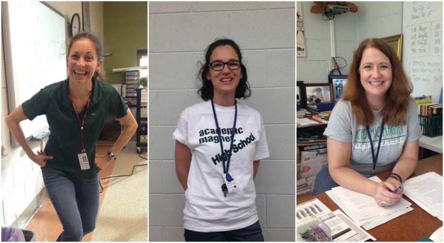 Meet the New Teachers at AMHS!