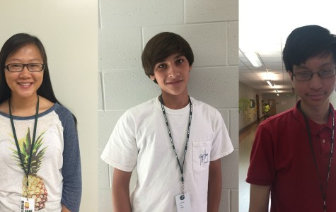 Fresh Meat: New Officers for AMHS Class of 2019
