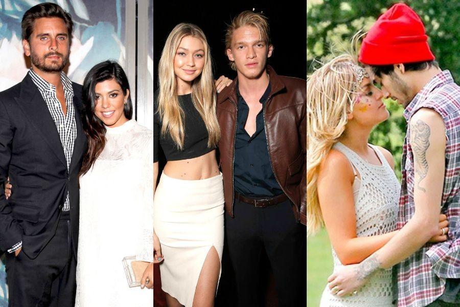 Top Celebrity Breakups of 2015