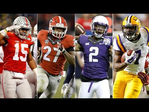 2015 College Football Preview (After Week 1)
