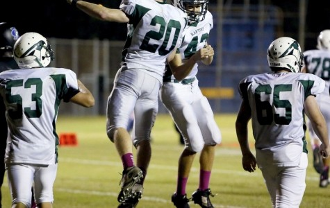 AMHS Football Improves to 6-0