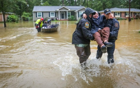 Help Out with SC Flood Relief!
