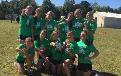 SENIORS REIGN SUPREME OVER POWDER PUFF